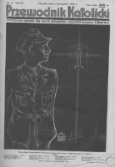 Przewodnik Katolicki. 1934 R.40 nr45