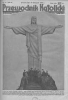 Przewodnik Katolicki. 1934 R.40 nr47