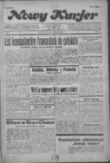 Nowy Kurjer 1935.01.01 R.46 Nr1