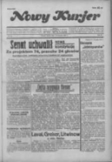Nowy Kurjer 1935.01.18 R.46 Nr15