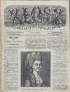 Kłosy: czasopismo ilustrowane, tygodniowe, poświęcone literaturze, nauce i sztuce 1874.01.03(15) T.18 Nr446