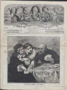 Kłosy: czasopismo ilustrowane, tygodniowe, poświęcone literaturze, nauce i sztuce 1874.02.21(03.05) T.18 Nr453