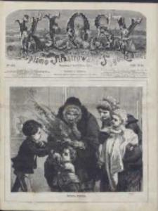 Kłosy: czasopismo ilustrowane, tygodniowe, poświęcone literaturze, nauce i sztuce 1874.03.14(26) T.18 Nr456