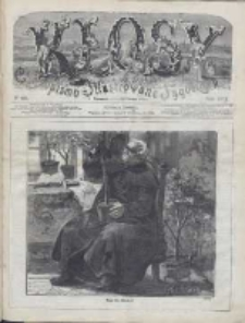 Kłosy: czasopismo ilustrowane, tygodniowe, poświęcone literaturze, nauce i sztuce 1874.04.11(23) T.18 Nr460