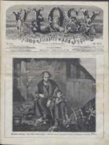 Kłosy: czasopismo ilustrowane, tygodniowe, poświęcone literaturze, nauce i sztuce 1874.04.18(30) T.18 Nr461