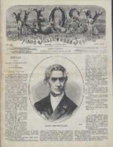 Kłosy: czasopismo ilustrowane, tygodniowe, poświęcone literaturze, nauce i sztuce 1874.05.02(14) T.18 Nr463
