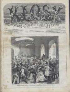 Kłosy: czasopismo ilustrowane, tygodniowe, poświęcone literaturze, nauce i sztuce 1874.05.16(28) T.18 Nr465