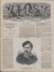 Kłosy: czasopismo ilustrowane, tygodniowe, poświęcone literaturze, nauce i sztuce 1874.06.06(18) T.18 Nr468