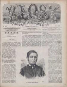 Kłosy: czasopismo ilustrowane, tygodniowe, poświęcone literaturze, nauce i sztuce 1875.02.06(18) T.20 Nr503
