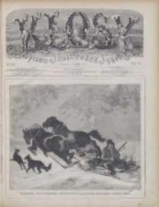 Kłosy: czasopismo ilustrowane, tygodniowe, poświęcone literaturze, nauce i sztuce 1875.02.20(03.04) T.20 Nr505