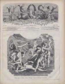 Kłosy: czasopismo ilustrowane, tygodniowe, poświęcone literaturze, nauce i sztuce 1875.03.06(18) T.20 Nr507