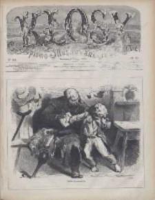Kłosy: czasopismo ilustrowane, tygodniowe, poświęcone literaturze, nauce i sztuce 1875.03.20 (04.01) T.20 Nr509