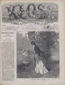 Kłosy: czasopismo ilustrowane, tygodniowe, poświęcone literaturze, nauce i sztuce 1875.03.27(04.08) T.20 Nr510