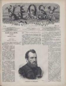 Kłosy: czasopismo ilustrowane, tygodniowe, poświęcone literaturze, nauce i sztuce 1875.04.03(15) T.20 Nr511