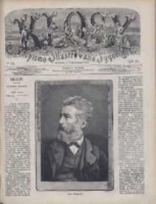 Kłosy: czasopismo ilustrowane, tygodniowe, poświęcone literaturze, nauce i sztuce 1875.04.17(29) T.20 Nr513