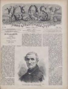 Kłosy: czasopismo ilustrowane, tygodniowe, poświęcone literaturze, nauce i sztuce 1875.05.29(06.10) T.20 Nr519