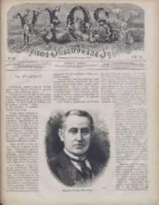 Kłosy: czasopismo ilustrowane, tygodniowe, poświęcone literaturze, nauce i sztuce 1875.06.12(24) T.20 Nr521