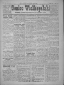 Goniec Wielkopolski: najtańsze pismo codzienne dla wszystkich stanów 1922.07.05 R.45 Nr150