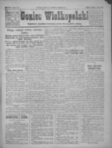 Goniec Wielkopolski: najtańsze pismo codzienne dla wszystkich stanów 1922.07.08 R.45 Nr153