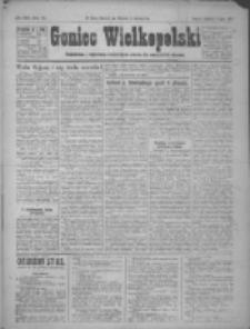 Goniec Wielkopolski: najtańsze pismo codzienne dla wszystkich stanów 1922.07.09 R.45 Nr154