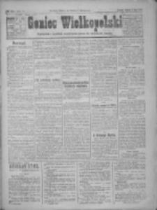 Goniec Wielkopolski: najtańsze pismo codzienne dla wszystkich stanów 1922.07.11 R.45 Nr155