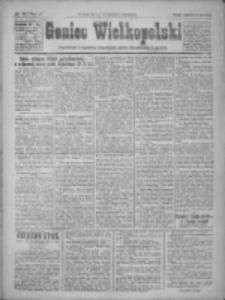 Goniec Wielkopolski: najtańsze pismo codzienne dla wszystkich stanów 1922.07.13 R.45 Nr157