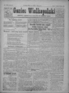 Goniec Wielkopolski: najtańsze pismo codzienne dla wszystkich stanów 1922.07.16 R.45 Nr160
