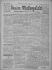 Goniec Wielkopolski: najtańsze pismo codzienne dla wszystkich stanów 1922.07.18 R.45 Nr161