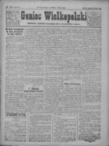Goniec Wielkopolski: najtańsze pismo codzienne dla wszystkich stanów 1922.07.23 R.45 Nr166