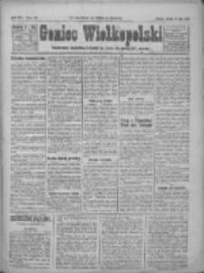 Goniec Wielkopolski: najtańsze pismo codzienne dla wszystkich stanów 1922.07.25 R.45 Nr167