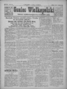 Goniec Wielkopolski: najtańsze pismo codzienne dla wszystkich stanów 1922.08.01 R.45 Nr173