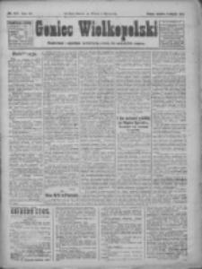Goniec Wielkopolski: najtańsze pismo codzienne dla wszystkich stanów 1922.08.06 R.45 Nr178