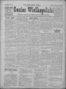 Goniec Wielkopolski: najtańsze pismo codzienne dla wszystkich stanów 1922.08.19 R.45 Nr188
