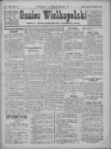 Goniec Wielkopolski: najtańsze pismo codzienne dla wszystkich stanów 1922.08.22 R.45 Nr190