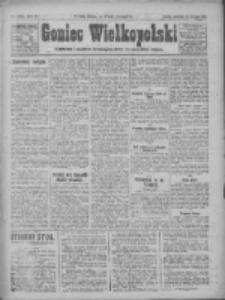 Goniec Wielkopolski: najtańsze pismo codzienne dla wszystkich stanów 1922.08.24 R.45 Nr192