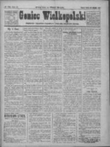 Goniec Wielkopolski: najtańsze pismo codzienne dla wszystkich stanów 1922.08.26 R.45 Nr194