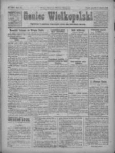Goniec Wielkopolski: najtańsze pismo codzienne dla wszystkich stanów 1922.08.31 R.45 Nr198