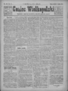 Goniec Wielkopolski: najtańsze pismo codzienne dla wszystkich stanów 1922.09.03 R.45 Nr201