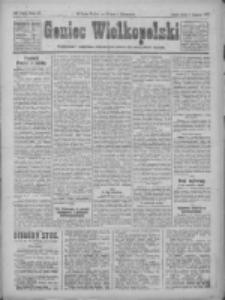 Goniec Wielkopolski: najtańsze pismo codzienne dla wszystkich stanów 1922.09.06 R.45 Nr203