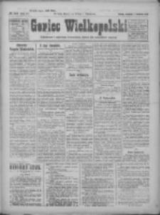 Goniec Wielkopolski: najtańsze pismo codzienne dla wszystkich stanów 1922.09.08 R.45 Nr205