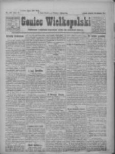 Goniec Wielkopolski: najtańsze pismo codzienne dla wszystkich stanów 1922.09.14 R.45 Nr210