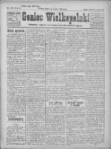 Goniec Wielkopolski: najtańsze pismo codzienne dla wszystkich stanów 1922.09.19 R.45 Nr214