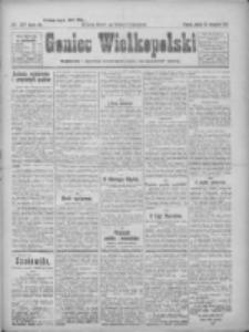 Goniec Wielkopolski: najtańsze pismo codzienne dla wszystkich stanów 1922.09.22 R.45 Nr217