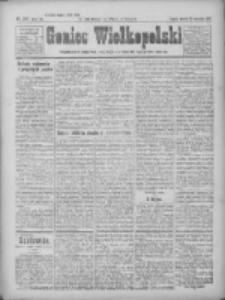 Goniec Wielkopolski: najtańsze pismo codzienne dla wszystkich stanów 1922.09.26 R.45 Nr220