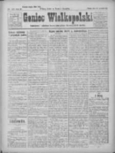 Goniec Wielkopolski: najtańsze pismo codzienne dla wszystkich stanów 1922.09.27 R.45 Nr221