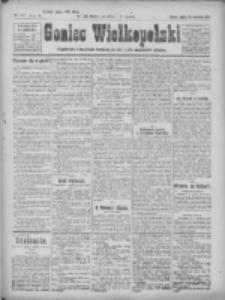 Goniec Wielkopolski: najtańsze pismo codzienne dla wszystkich stanów 1922.09.29 R.45 Nr223