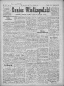 Goniec Wielkopolski: najtańsze pismo codzienne dla wszystkich stanów 1922.10.01 R.45 Nr225