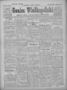 Goniec Wielkopolski: najtańsze pismo codzienne dla wszystkich stanów 1922.10.05 R.45 Nr228