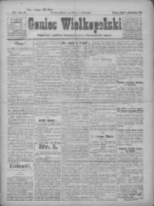 Goniec Wielkopolski: najtańsze pismo codzienne dla wszystkich stanów 1922.10.06 R.45 Nr229