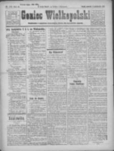 Goniec Wielkopolski: najtańsze pismo codzienne dla wszystkich stanów 1922.10.12 R.45 Nr234